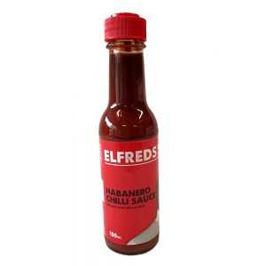 elfreds of the Peninsula Habanero Chilli Sauce