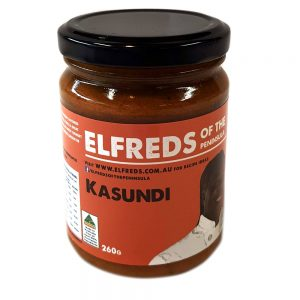 elfreds of the Peninsula Kasundi