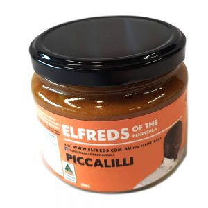 elfreds of the Peninsula Piccalilli