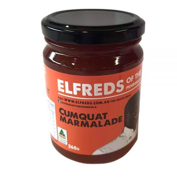 elfreds of the Peninsula Cumquat Marmalade