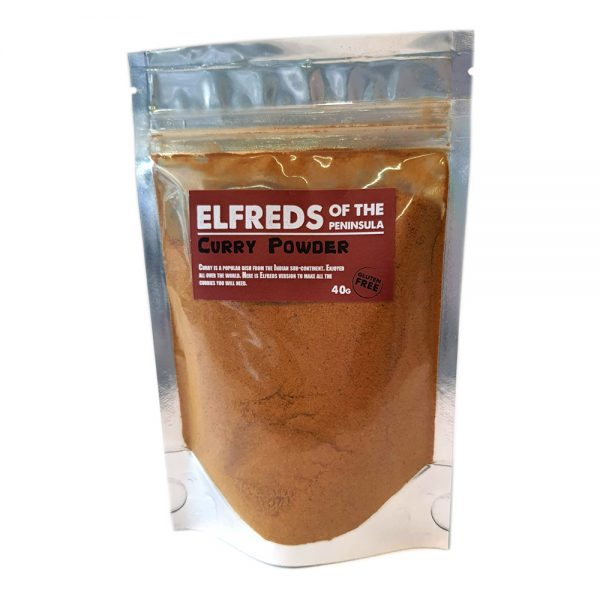 Curry Powder Elfreds of the Peninsula