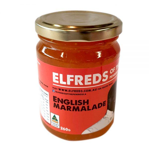 English Marmalade elfreds