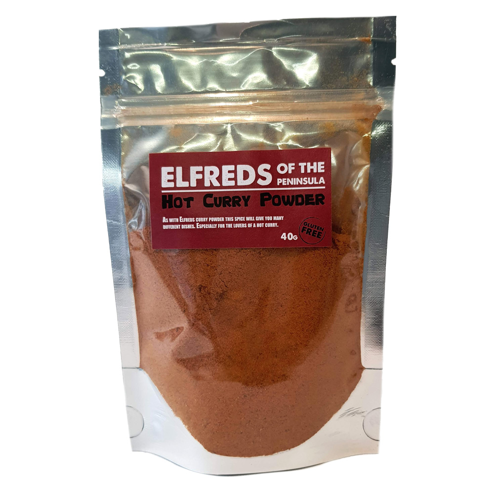 elfreds of the peninsula hot curry powder