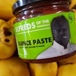 Elfreds Quince Paste