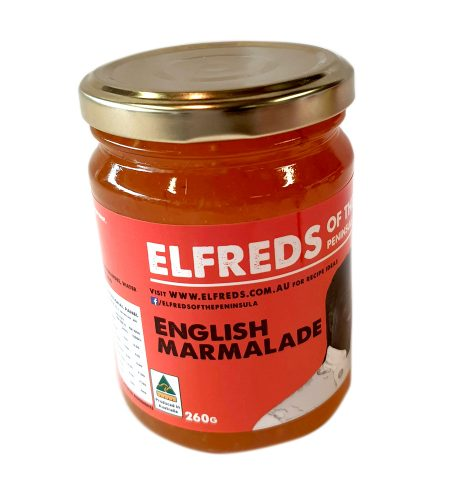 Elfreds of the Peninsula English Marmalade